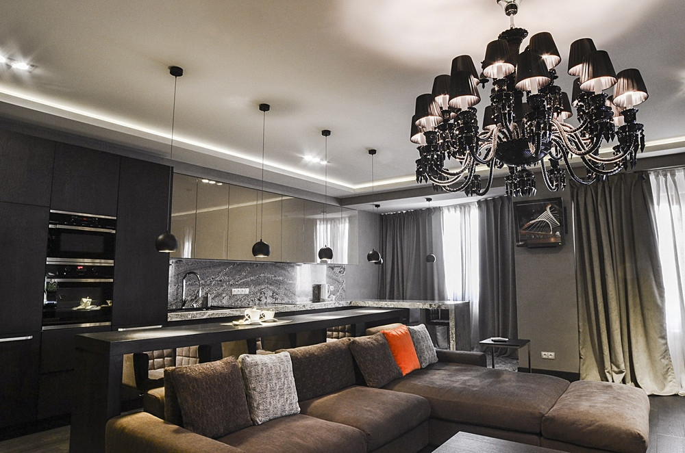Fifty Shades Of Grey Style Apartment