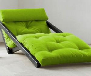 Figo Futon Chaise Lounge