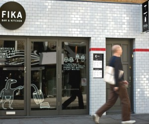 Fika Bar Kitchen by Designers Anonymous