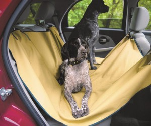 Filson Car Seat Cover for Dogs