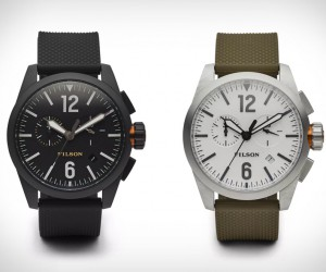 Filson Chronograph Watch
