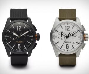 Filson Chronograph Watch
