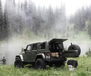 Filson Edition AEV Wrangler Jeep