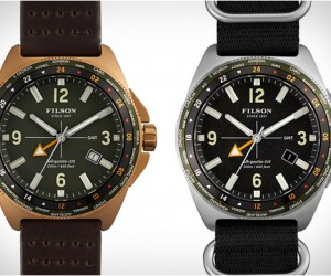 Filson Journeyman Watch