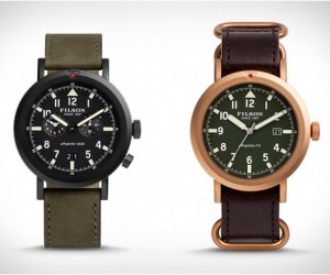 Filson Scout Watch
