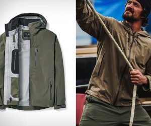 Filson Technical Rain Jackets