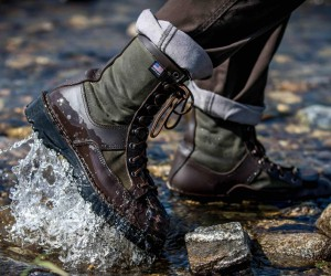 Filson x Danner Grouse Boot
