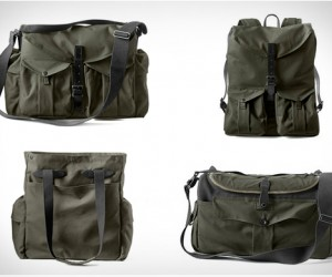 Filson x Magnum Photography Bags