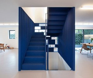 Fin House in London by RA Project