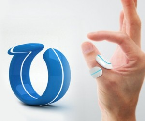Fin Smart Ring: Make Your Palm Interactive
