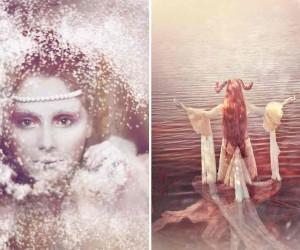 Fine Art Portraits by Katarzyna Niwiska