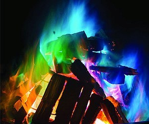 Fireplace Colorant Packets