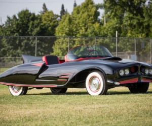 First Batmobile Goes Under The Hammer