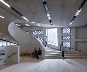 First Glimpse at Tate Moderns Switch House