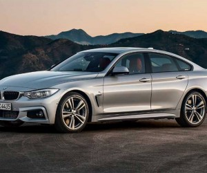 First Look: 2015 BMW 4 Series Gran Coupe