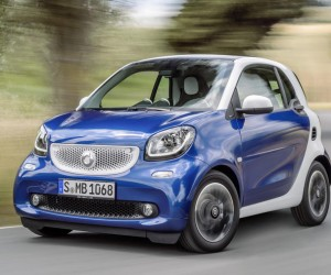 First Look: 2016 Smart Fortwo