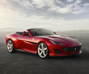 First Look at Ferrari Portofino
