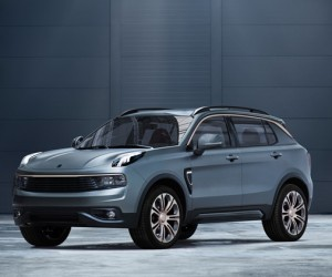 First look at LYNK  CO 01