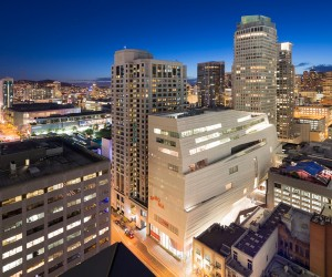 First Look at new SFMOMA by snhetta
