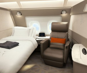 First Look At Singapore Airlines new luxury suites
