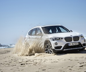 First Look at the 2016 BMW X1