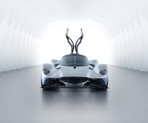 First Look At The Aston Martin Valkyrie Hypercar