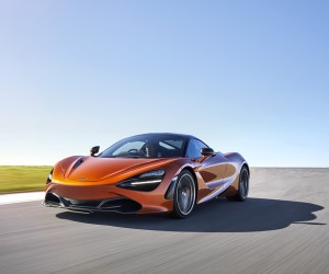 First Look At The New McLaren 720S