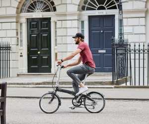 First Look At The New MINI Folding Bike