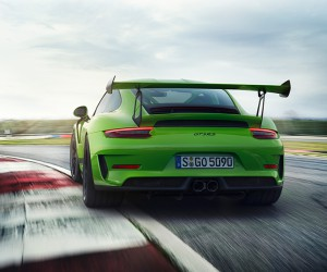 First Look At The New Porsche 911 GT3 RS