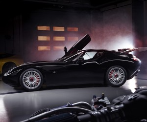 First Look At Zagato Mostro Powered by Maserati