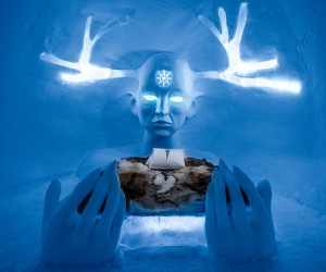 First Look Inside ICEHOTEL 28 in Sweden
