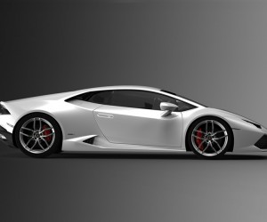 First Look: Lamborghini Huracn LP 610-4