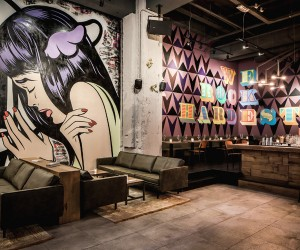 First Street Art Restaurant Opens in Amsterdam
