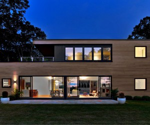 Fish Cove House Updates the Hamptons Vernacular with a Modern Attitude