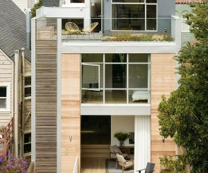 Fitty Wun Breezy and Playful Multi-Level Family Home in San Francisco