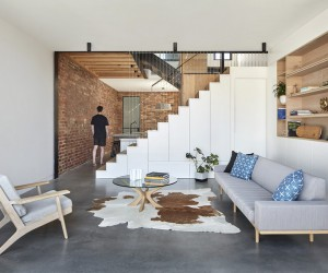 Fitzroy North House Renovation  MMAD Architecture