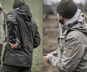 Fjallraven Ovik Eco Shell Jacket