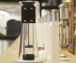 Flask: No Mess Coffee Press