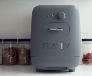 Flatev: Artisan Tortilla Maker