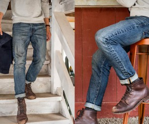 Flint and Tinder All-American Jeans
