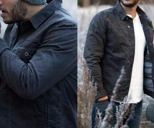 Flint And Tinder Trucker Jacket