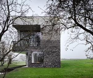 Flint House by Skene Catling de la Pena