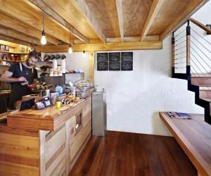 Flipboard Cafe by Brolly Studios
