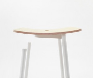 Float Stool by Nendo