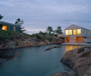 Floating House | MOS Architects