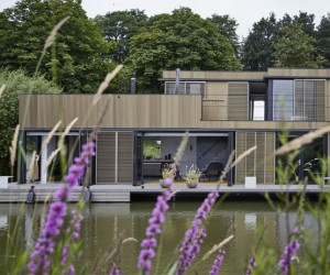 Floating House in Arnhem