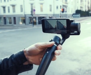 FlowMotion One: Smartphone Stabilizer
