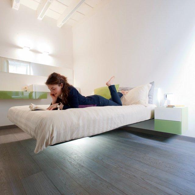 Fluttua Floating Bed  Fluttua Floating Bed ...
