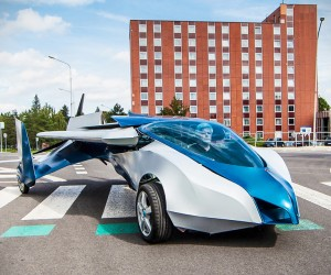 Flying Car | AeroMobil