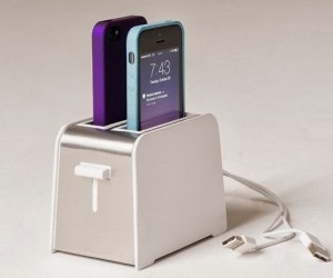 Foaster iPhone Dock